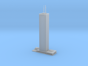 First Canadian Place (1:2000) in Smooth Fine Detail Plastic
