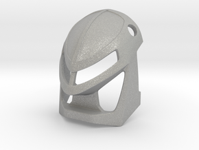 [Metal] Kanohi Miru in Raw Aluminum