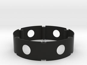 Inner ring for rock Magnet V1.0 in Black Strong & Flexible