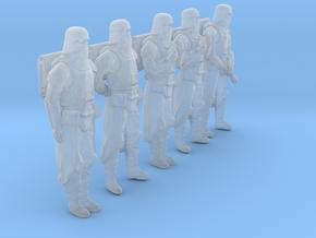1/30 Sci-Fi Sardaucar Platoon Set 101-01 in Smooth Fine Detail Plastic