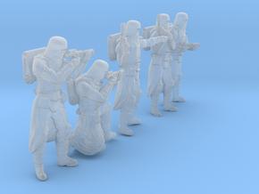 1/30 Sci-Fi Sardaucar Platoon Set 101-02 in Smooth Fine Detail Plastic