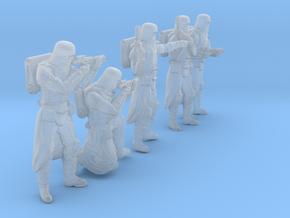 1/24 Sci-Fi Sardaucar Platoon Set 101-02 in Smooth Fine Detail Plastic