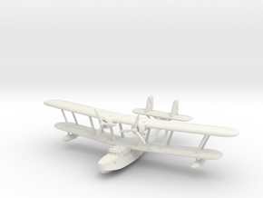 Supermarine Stranraer 1/200 in White Natural Versatile Plastic