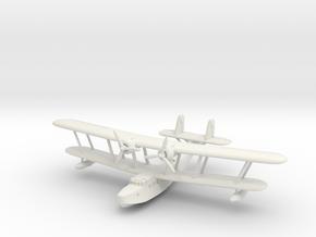 Supermarine Stranraer 1/200 in White Natural Versatile Plastic