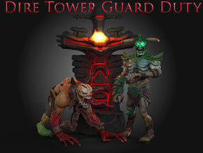 DireTowerGuardDuty: Undying in Full Color Sandstone