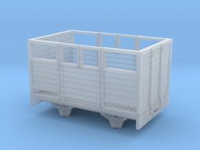1:32/1:35 sheep wagon medium in Smooth Fine Detail Plastic