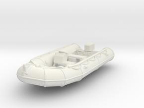 Zodiac Ver01. 1:25 Scale in White Natural Versatile Plastic