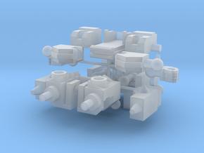 Monstrosity N-02: Sonic Chibi in Smooth Fine Detail Plastic