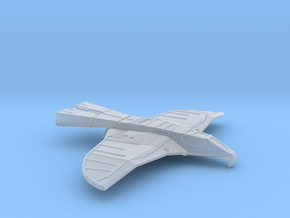 Hawk Fighter (Buck Rogers) in Smooth Fine Detail Plastic