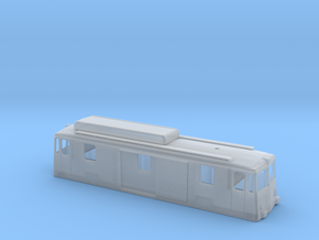 SZB/RBS De4/4 102 (Nm & H0m, 1:160 & 1:87) in Smooth Fine Detail Plastic: 1:160 - N
