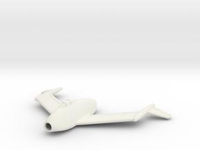 (1:144) Blohm & Voss P 210 in White Natural Versatile Plastic