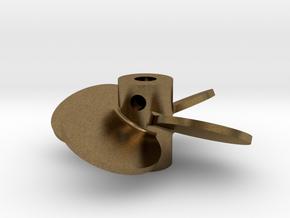 "1.25"" - BBP 25º LH in Natural Bronze"
