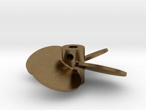 "1.50"" - BBP 25º LH in Natural Bronze"