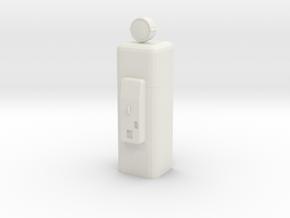 Juggernog - Nazi Zombies Miniature Perk Machines in White Natural Versatile Plastic