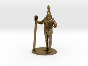 Vermin Supreme Miniature in Natural Bronze: 1:60.96