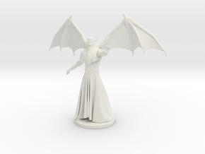 Venger Miniature in White Strong & Flexible: 1:60.96