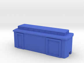 Tin Hare Baggage in Blue Processed Versatile Plastic