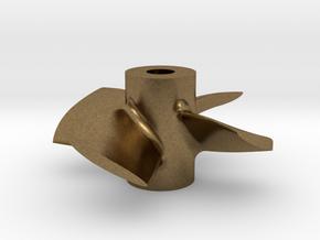 "1.00"" - BKSP LH in Natural Bronze"