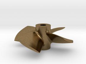 "1.25"" - BKSP LH in Natural Bronze"