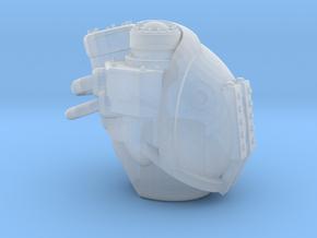 Imperial Knight Cerastus head  in Smooth Fine Detail Plastic