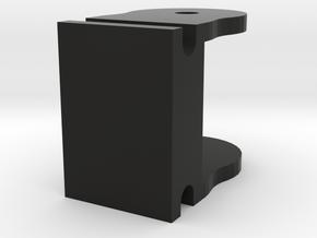 onderstuk powertilt in Black Natural Versatile Plastic