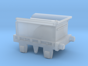 00 Scale Lion (Titfield Thunderbolt) Tender in Smoothest Fine Detail Plastic