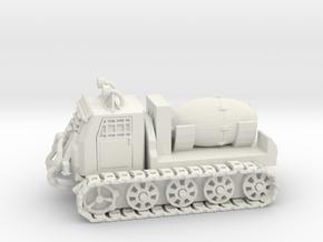 Brotherhood Nuke Carrier - Variation B  in White Strong & Flexible