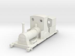 b-76-smr-gazelle-loco-1 in White Natural Versatile Plastic