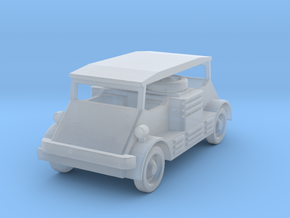 DAF-139 1:144 in Smooth Fine Detail Plastic