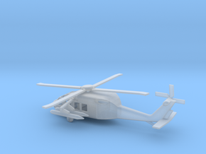 1/160 Scale UH-60 W Tanks in Smooth Fine Detail Plastic