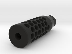 Enigma Compensator (14mm-) in Black Natural Versatile Plastic