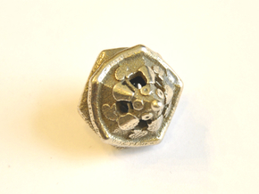 D10 Balanced - Pizza in Stainless Steel