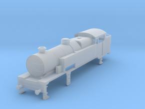 b-148fs-sr-w-class-loco-1 in Smooth Fine Detail Plastic