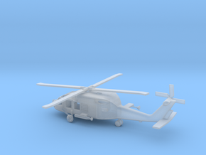 1/160 Scale SeaHawk SH-60C in Smooth Fine Detail Plastic