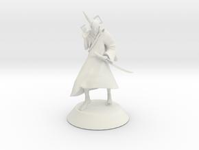Thanatos_Zoi in White Natural Versatile Plastic