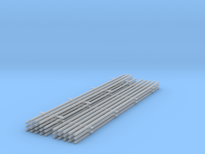 Rebar Loads - Nscale in Smooth Fine Detail Plastic