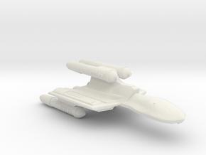 3788 Scale Romulan SuperHawk-K Command Cruiser MGL in White Natural Versatile Plastic