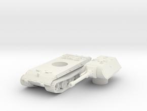 E100 scale 1/100 in White Natural Versatile Plastic