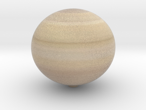 Saturn 1:1 billion in Full Color Sandstone