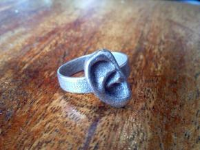 Ear Ring in Stainless Steel