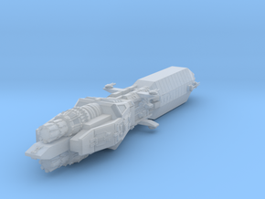 Earth Alliance Sabre Class Frigate 26mm in Frosted Ultra Detail