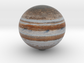 Jupiter 1:0.7 billion in Full Color Sandstone