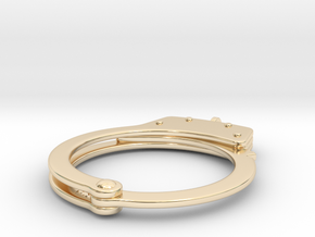 Finger Cuff in 14K Yellow Gold: 11 / 64