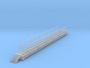 Gangway model 1 in Smooth Fine Detail Plastic