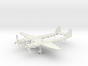 (1:144) Arado E 530 in White Natural Versatile Plastic