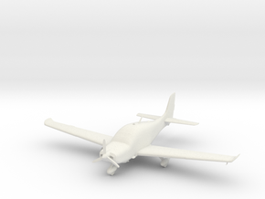 Cirrus SR20 in White Strong & Flexible: 1:60