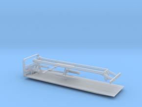 1/64th Roll Back tilt bed wrecker  in Smooth Fine Detail Plastic