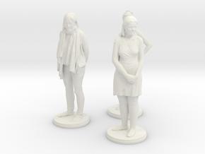 Printle C Tween 051 - 1/32 in White Natural Versatile Plastic