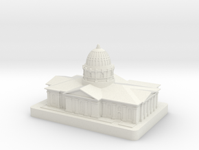 Arch Street Presbyterian Church (1:1250) in White Natural Versatile Plastic