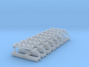 1/87  LB/Bstr2.3/4r/RKL in Smoothest Fine Detail Plastic